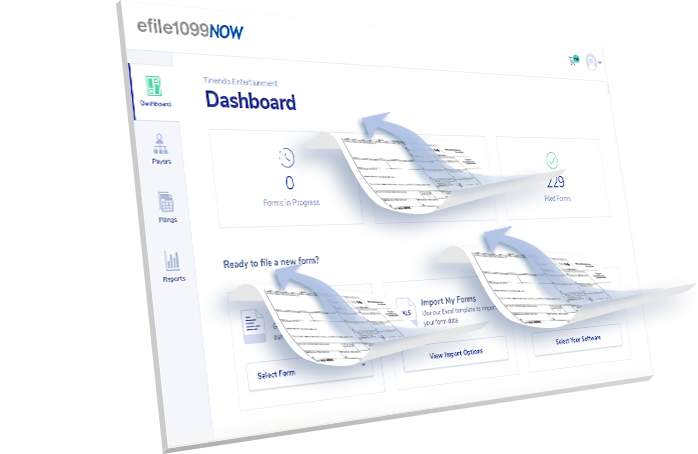 1099 Software And Services For 450 Per Form Efile1099now